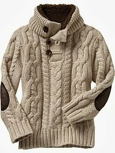 Perfect Warm Sweater Winter Style