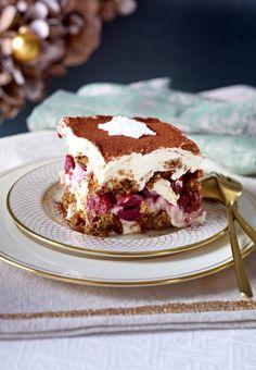 Das feine italienische Mandelgebäck verwandelt das Tiramisu in einen echten unwiderstehlichen Dessertraum!
