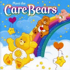 Care Bears Movie and Toys Funny Cartoon Pictures, Cartoon Photo, Cartoon Tv, Bear Cartoon, Cartoon Crazy, Old School Cartoons, 90s Cartoons, 80s Kids, Kids Tv