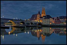 Geliebtes Regensburg
