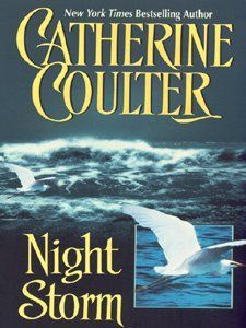 Night Storm (Night Fire Trilogy) by Catherine Coulter, http://www.amazon.com/dp/B000FCKL5C/ref=cm_sw_r_pi_dp_SRSBsb1Y8ZN0W