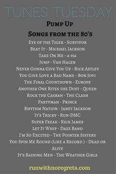 Music Mood, Mood Songs, New Music, Good Music, 80s Music List, 80s Songs List, 80s Musik, Beat It Michael Jackson, Song Suggestions