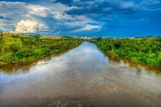 Tietê river by Mauro Woiski on 500px
