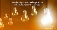 Prosperity of Life | Rachel Krider | Shane Krider | Personal Development | Success Education | Inspiration | Graphic Design | Quote | Leadership