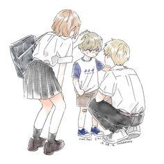 Anime Chibi, Manga Art, Anime Art, Wie Zeichnet Man Manga, Manga Drawing Tutorials, Friend Anime, Estilo Anime, Anime Kunst, Art Reference Poses