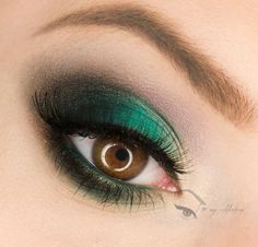 dramtic makeup ideas - Google Search