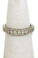 Tiffany & Co. 925 Silver 18k Yellow Gold 3 Stars Hook Bracelet