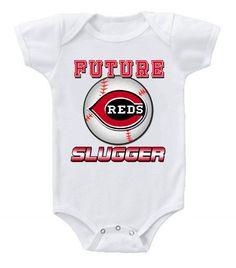 Cincinnati Reds Baby Boy Clothes