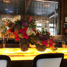 We had so much fun making these cool and funky arrangements for @thegrovetyler . Each piece told their own story!! Thank you to the Herd family for such a fun opportunity. @ashleylongshoreart #gardenstyle #thegrove #tylertx #easttx #funky #flowers  www.gardenstylefloraldesign.com Tyler Tx, Garden Styles, Opportunity, Table Decorations, Cool Stuff, Flowers, Fun, How To Make, Furniture