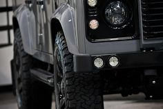 Land Rover Defender 110 Utility by Urban Automotive 6