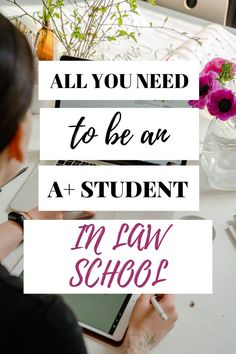 If you want to be succesful in law school, have awesome good grades, be a good student with a 4.0 GPA or a A+ average read my post.   I give you the best study tips for college students telling you what you need to start doing since the beginning of the semester.  #studytips #college #university College Life Hacks, College Fun, School Hacks, College Hacks, Graduate School, Law School, School Life, Best Study Tips, College Motivation