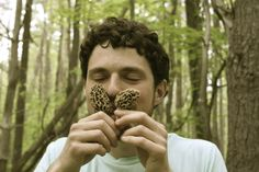 Cultivating or Foraging Mushrooms: Everything You Need to Know about Our Favorite Fun Guy- The Mushroom Forager - Ari with Morels