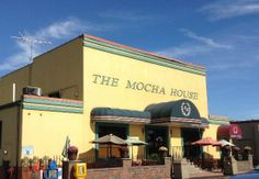 the mocha house Warren,Ohio. Great convo, coffee, pastry and food.