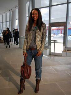 Joy Bryant 2009
