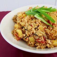 Thai Style Pineapple Fried Rice