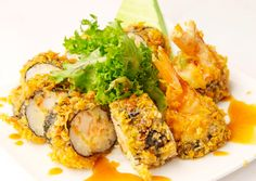 Paga Bs. 110 y consume Bs. 220 en menú de sushi de Buono Café