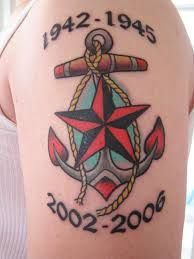 traditional navy tattoos - Google Search