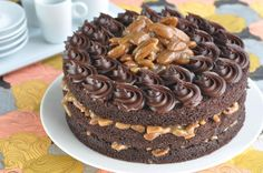 ... Occasion Cakes on Pinterest | Layer Cakes, Chocolate Cakes an