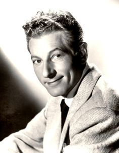 Danny Kaye...in my fantastical line up of Hollywood's Golden Age actors/dancers, I would have asked to dance with him most.  Tremendous talent as dancer, actor, singer, comedian, storyteller, and tongue twister.  Above all, a gentle and kind man.