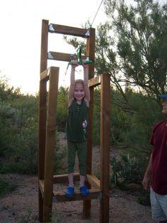 8 Best Zip Line images   Backyard playground, Outdoor fun ...