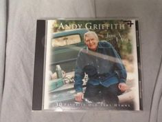 shopgoodwill.com: Andy Griffith Just as I Am Hymn Music CD