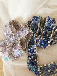 Items similar to Luxury beaded rhinestone trim by yard , bridal wedding belt trim, crystal beaded trim for wedding sash bridal belt Accessories on Etsy Bead Embroidery Patterns, Couture Embroidery, Bead Embroidery Jewelry, Beaded Embroidery, Wedding Belts, Wedding Sash, Crystal Beads, Crystal Rhinestone, Chanel Jacket Trims