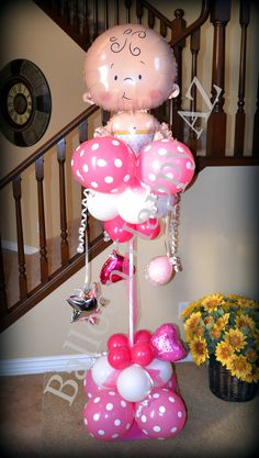 Tone of the best in the market is Orbitel International baby shower cakes which is suitable for any budget. Lately, it has become the favorite for many people to personalize their baby shower favors with the best product. Baby Shower Deco, Baby Girl Shower Themes, Baby Shower Princess, Baby Shower Gender Reveal, Baby Shower Cakes, Baby Shower Parties, Balloon Lanterns, Balloon Columns, Balloon Decorations
