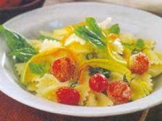 Salada de Gravatinha ao Creme de Abacate (vegana)