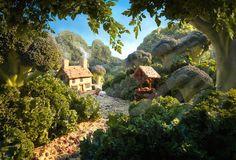 http://www.trendingly.com/carl-warner-landscapes