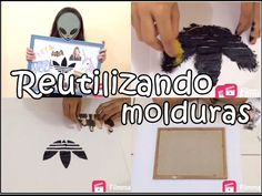 DIY: REUTILIZANDO REVISTAS DA TOK&STOK NO QUADRO! ❥ - YouTube