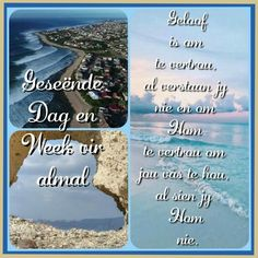 Good Morning Cards, Good Morning Quotes, Lekker Dag, Evening Greetings, Goeie More, Afrikaans Quotes, Morning Inspirational Quotes, Happy Weekend, Sunset