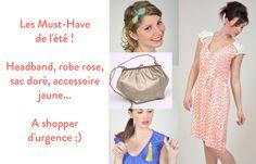 Les plus belles pièces de créateurs de mode français... sur ChezVanessa.com En soldes !! Jusqu'à -40 % :)))