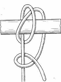 Затягивающиеся узлы.