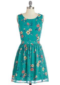 Blossom in the City Dress | Mod Retro Vintage Dresses | ModCloth.com