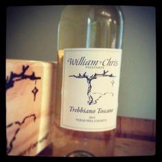 William Chris Vineyards #txwine #texaswine #hillcountrywinery