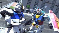 Gundam: Battle Operation 2 Game's Beta Announcement Trailer Streamed