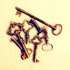 Keys by Swallow designs.  Visit us online at www.differentdrummerri.com