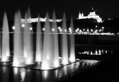 Madrid Río y la Almudena de fondo