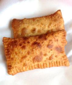 Hearts of Palm Fried Pastries - Pastel de Palmito: Pastel de Palmito - Brazilian Hearts of Palm Pastry