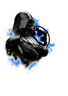 Darth Vader tattoo idea