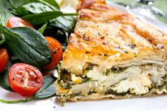 feta and spinach pie