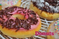Cook and Love Biscotti, Doughnut, Donuts, Cooking, Desserts, Recipes, Oven, Frost Donuts, Kitchen