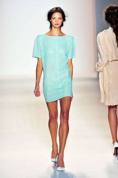 Rachel Zoe Spring 2014 Ready-to-Wear Runway - Rachel Zoe Ready-to-Wear Collection