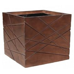 La Kasa, LLC Square Composite Planter Box