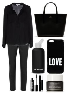 """Fashion320948"" by sheetal2002 ❤ liked on Polyvore featuring RED Valentino, Milly, Lacoste, bkr, Givenchy, Ardency Inn, Christian Dior and African Botanics"