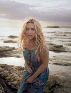Kate Winslet - The Violet Book - Tom Craig - 2015 www.lisaeldridge.com #LisaEldridge #makeup #beauty #KateWinslet #TheVioletBook
