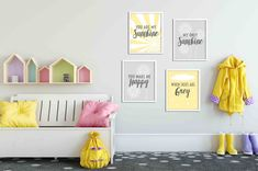 Baby Girl Nursery Decor, Nursery Wall Decor, Baby Decor, Princess Nursery, Teenage Girl Bedrooms, Nursery Inspiration, Lp, New Baby Products, Sunshine