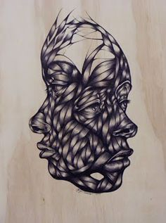 The Art and Musings of Tamara Natalie Madden: Toyin Odutola {A Master in the Making}