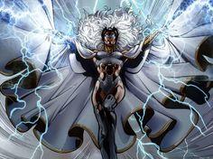A goddess #storm   #xmen