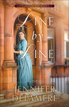 Christian Fiction Addiction: Highly entertaining: Line by Line by Jennifer Dela...